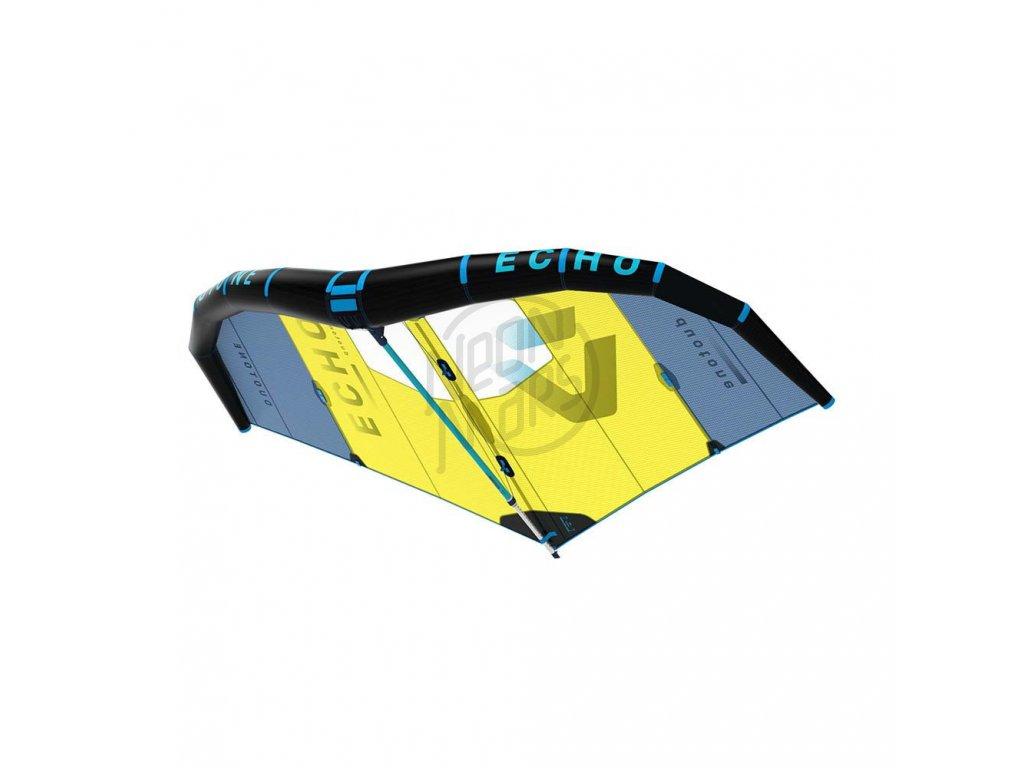 nafukovacie kridlo duotone echo yellow