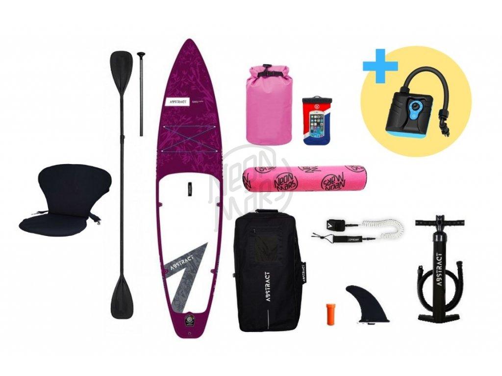 paddleboard abstract saku 11 6 saphire produkt 1