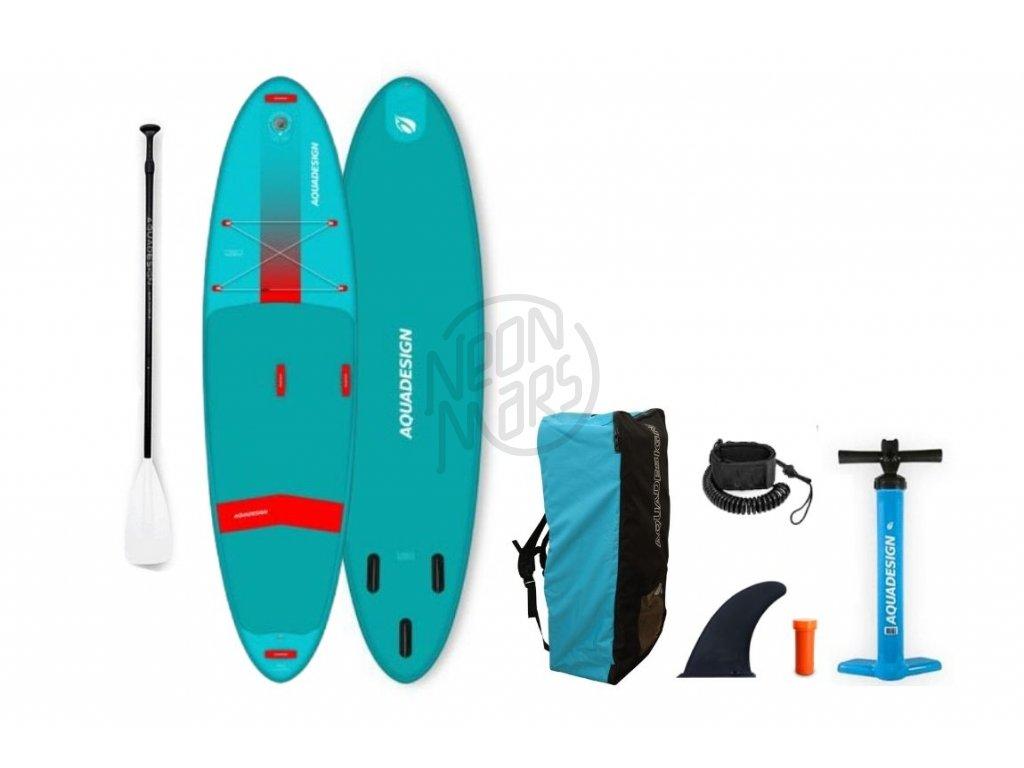 paddleboard aquadesign Sigma 10'8 produkt 1