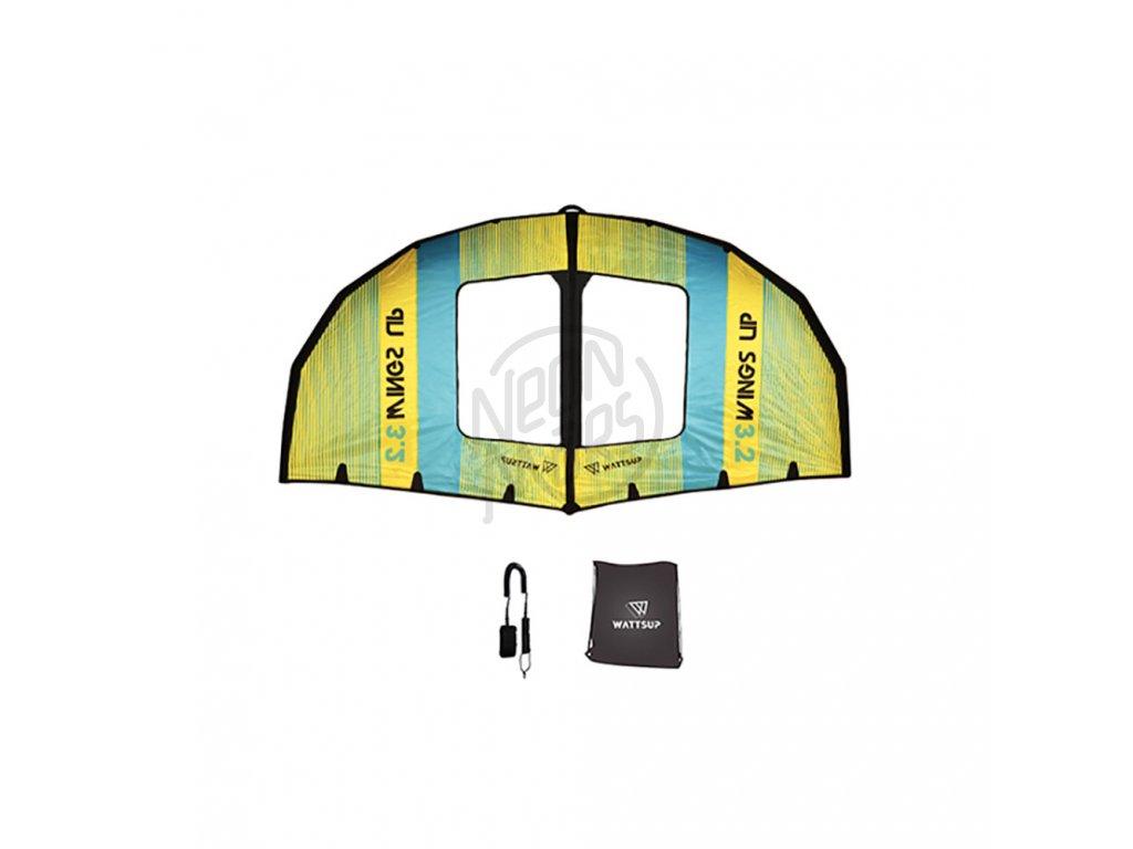 nafukovacie kridlo wattsup wing 3.2