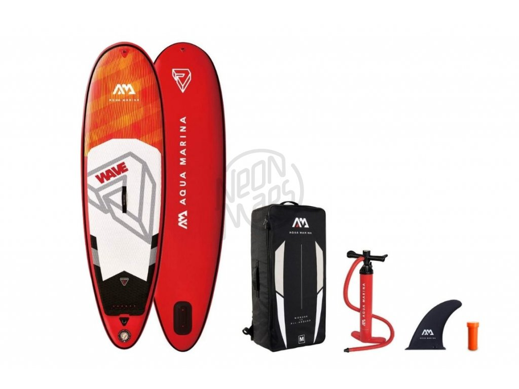 paddleboard aquamarina wave 1