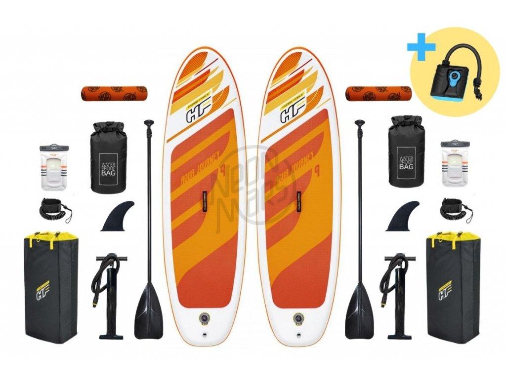 paddleboard hydroforce aqua journey set