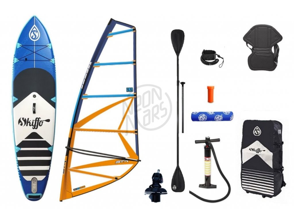 paddleboard skiffo ws combo windsurfovy set (2)