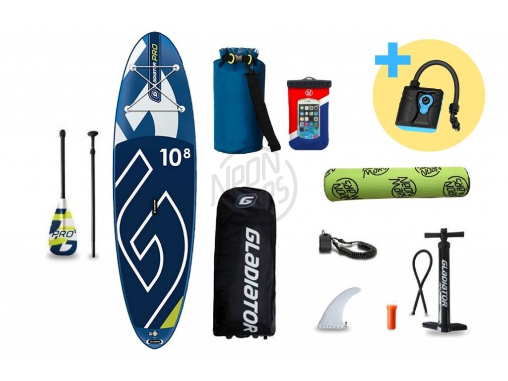 paddleboard gladiator PRO 10,8 WS produkt 1