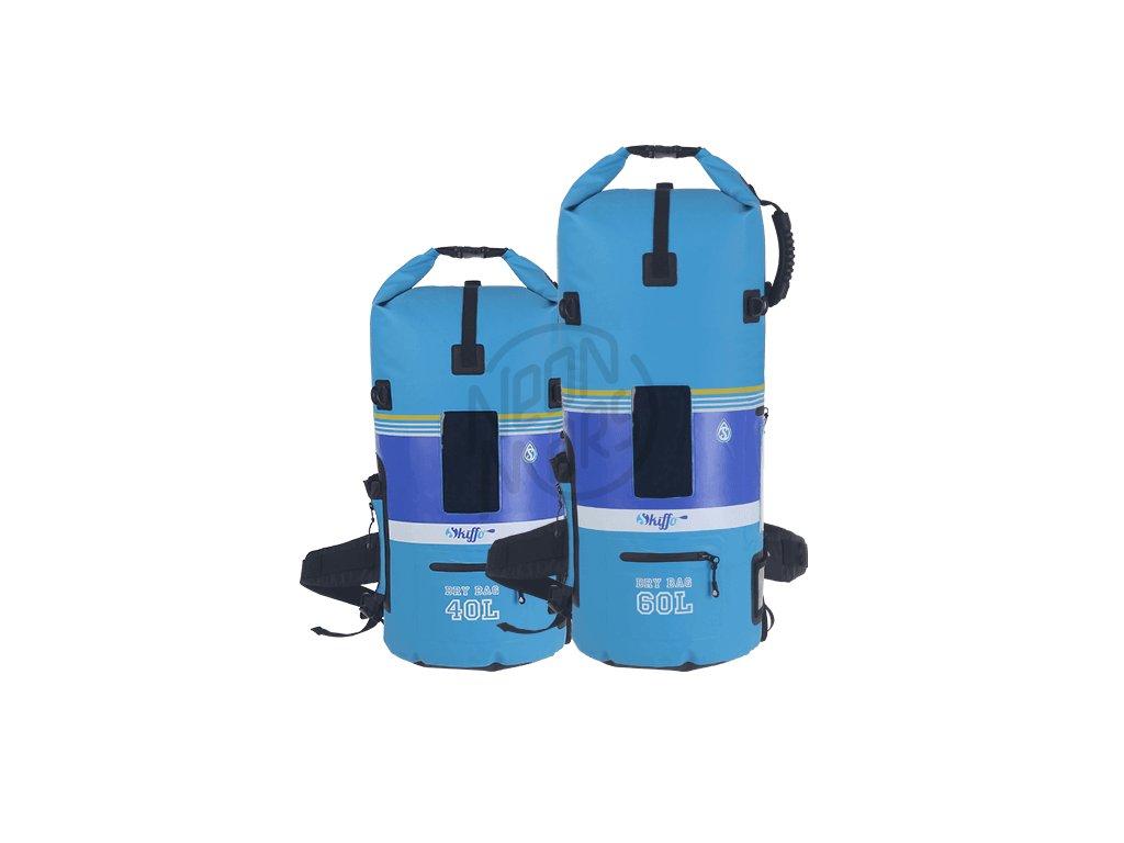 Vodoodolny batoh Dry bag Skiffo Explorer 40