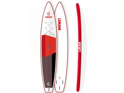 SUP Lokahi Enjoy Red 12 6