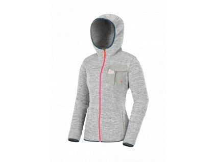 Dámska funkčná mikina Picture Moder Polartec® farba grey