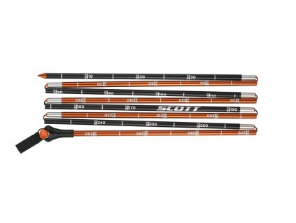 lavinova sonda Scott Speed 300 black orange