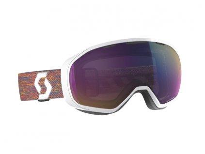 okuliare na lyze a snowboard scott fix multi color enhancer teal chrome