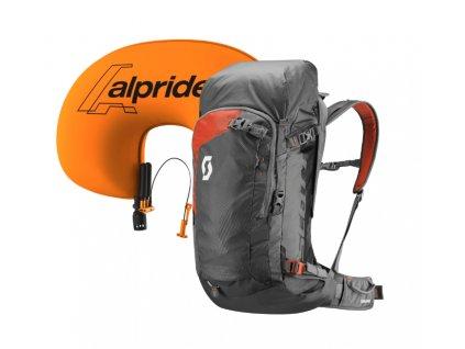 lavinovy batoh scott backcountry pro ap 40 kit