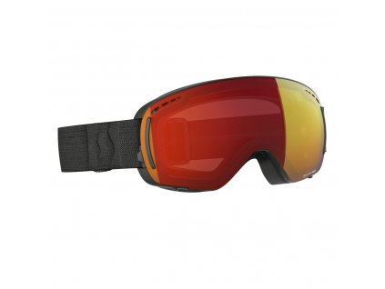 Lyziarske okuliare SCOTT LCG black
