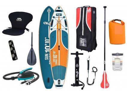 paddleboard skiffo sun cruise 10 10 set