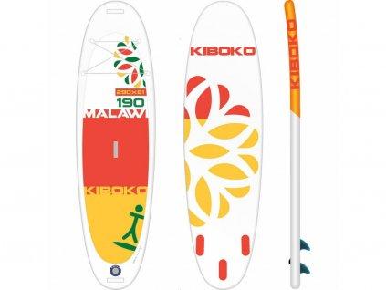 SUP Kiboko Malawi 190 FT 2019 paddleboard neonmars