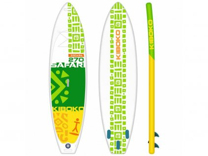 SUP Kiboko Safari 270 FT 2019 paddleboard neonmars