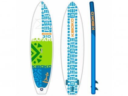 SUP Kiboko Safari 310 FT 2019 paddleboard neonmars