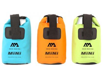 aquamarina mini dry bag