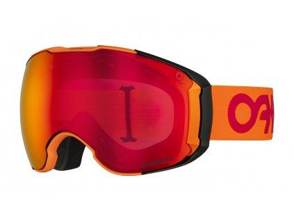 Oakley okuliare Airbrake XL orange