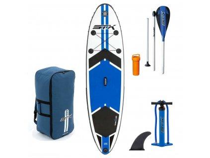 SUP STX WS Freeride 9 8 Blue kompletny set