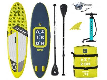 nafukovaci paddleboard aztron nova