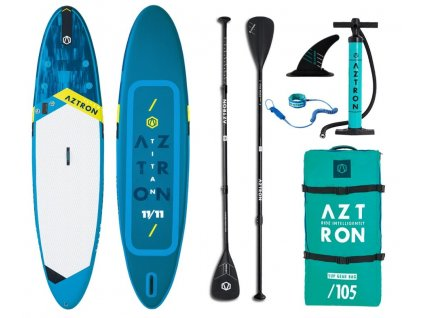 nafukovaci paddleboard aztron titan