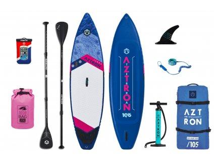 paddleboard aztron terra set