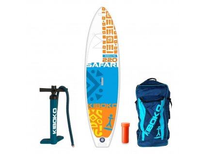 paddleboard kiboko safari 220 set