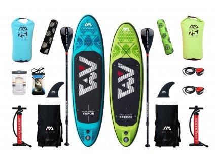 Aqua Marina Vapor + Breeze  Výhodný set 1 + 1