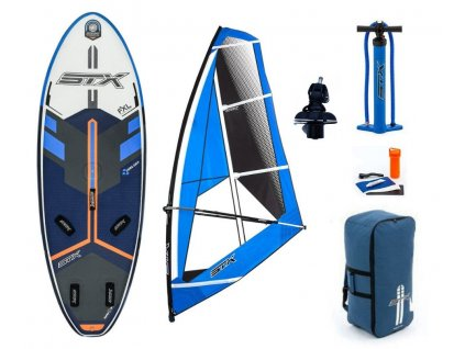 windsurfovy set stx freeride 250 evolve