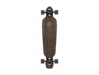 longboard landyachtz battle axe space rock