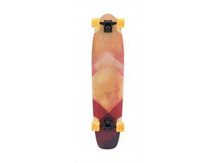 longboard landyachtz ripper watercolor