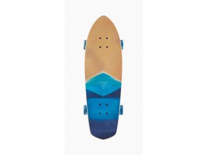 Surf skate landyachtz Pocket Knife Watercolor WEB Grip