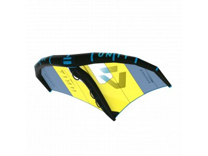 Nafukovacie krídlo Duotone Foil Wing Unit Blue / Yellow
