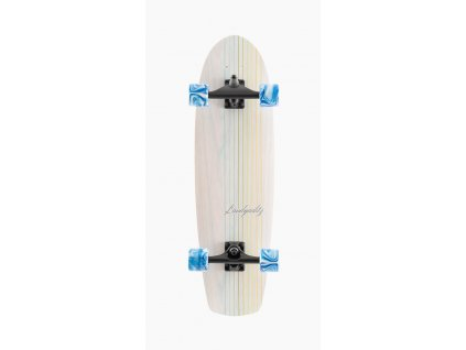 surfskate landyachtz Butter White Oak WEB Graphic