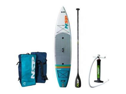 paddleboard nsp touring 11 6 carbon