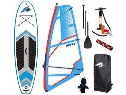 windsurfovy set f2 team