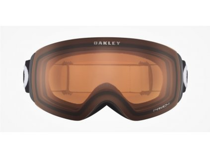 lyziarske okuliare oakley flight deck black prizm persimmon