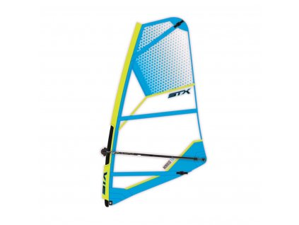 Plachta na SUP a WS STX Mini Kid rig
