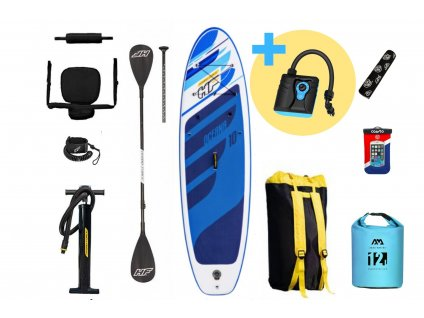 paddleboard hydro force oceana set pumpa