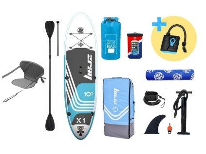 paddleboard z ray xrider 10,2 produkt 1
