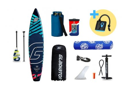 paddleboard gladiator pro design 12,6 touring produkt 1