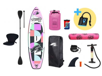 paddleboard f2 stereo pink 10 produkt 1