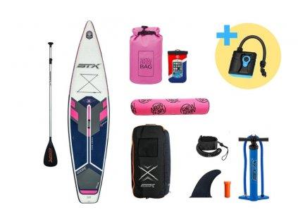 paddleboard stx tourer pure 10 4 pink navygrey produkt 1