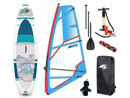 windsurfovy set f2 cruise stx power kid