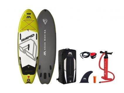 paddleboard aquamarina rapid 1