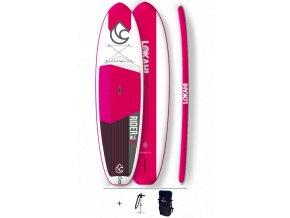 SUP Lokahi We Rider 10 6 Pink