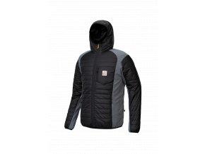 Pánska zimná bunda Picture Takashima Primaloft® farba čierna