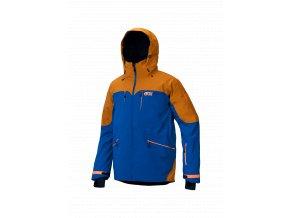 Pánska lyžiarska a snowboardová bunda Picture Naikoon 20/20 farba Petrol Blue