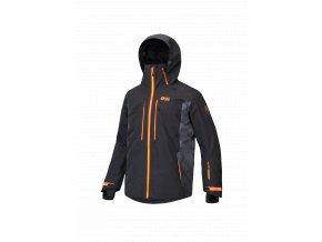 Pánska lyžiarska a snowboardová bunda Picture Track 20/15 farba čierna