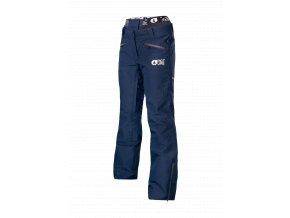 Dámske lyžiarske a snowboardové tmavomodré nohavice Picture Apply 10/10