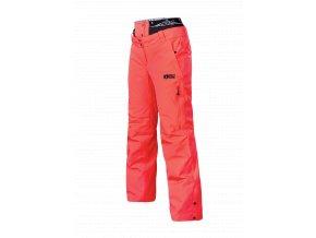 Dámske lyžiarske a snowboardové ružové nohavice Picture Exa 20/15